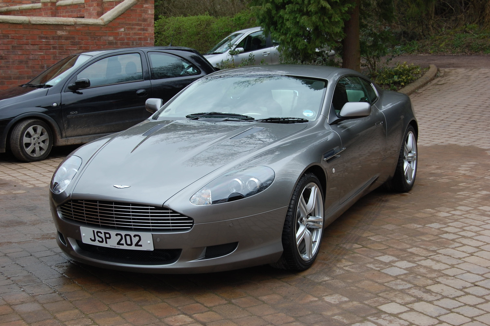 2007 aston martin db9 pictures cargurus. Black Bedroom Furniture Sets. Home Design Ideas