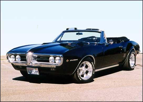 Picture of 1967 Pontiac Firebird