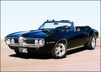 1967 Pontiac Firebird Overview