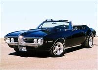 1967 Pontiac Firebird Picture Gallery