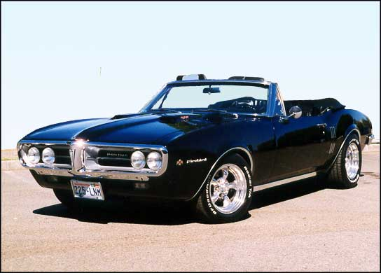 Picture of 1967 Pontiac Firebird