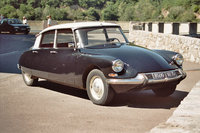 1955 Citroen DS Overview