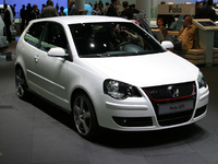 2008 Volkswagen Polo Picture Gallery