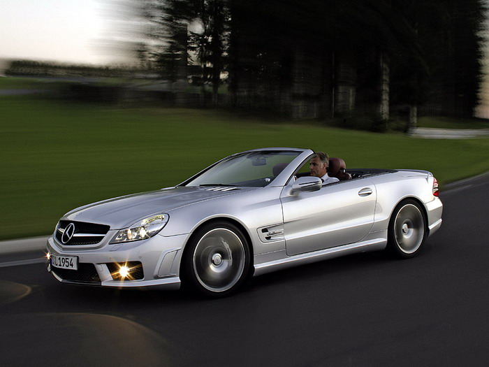 2009 Mercedes-Benz SL-Class SL65 AMG Roadster, 2007 Mercedes-Benz SL65 AMG Roadster picture, exterior