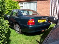 1998 Rover 620 Overview