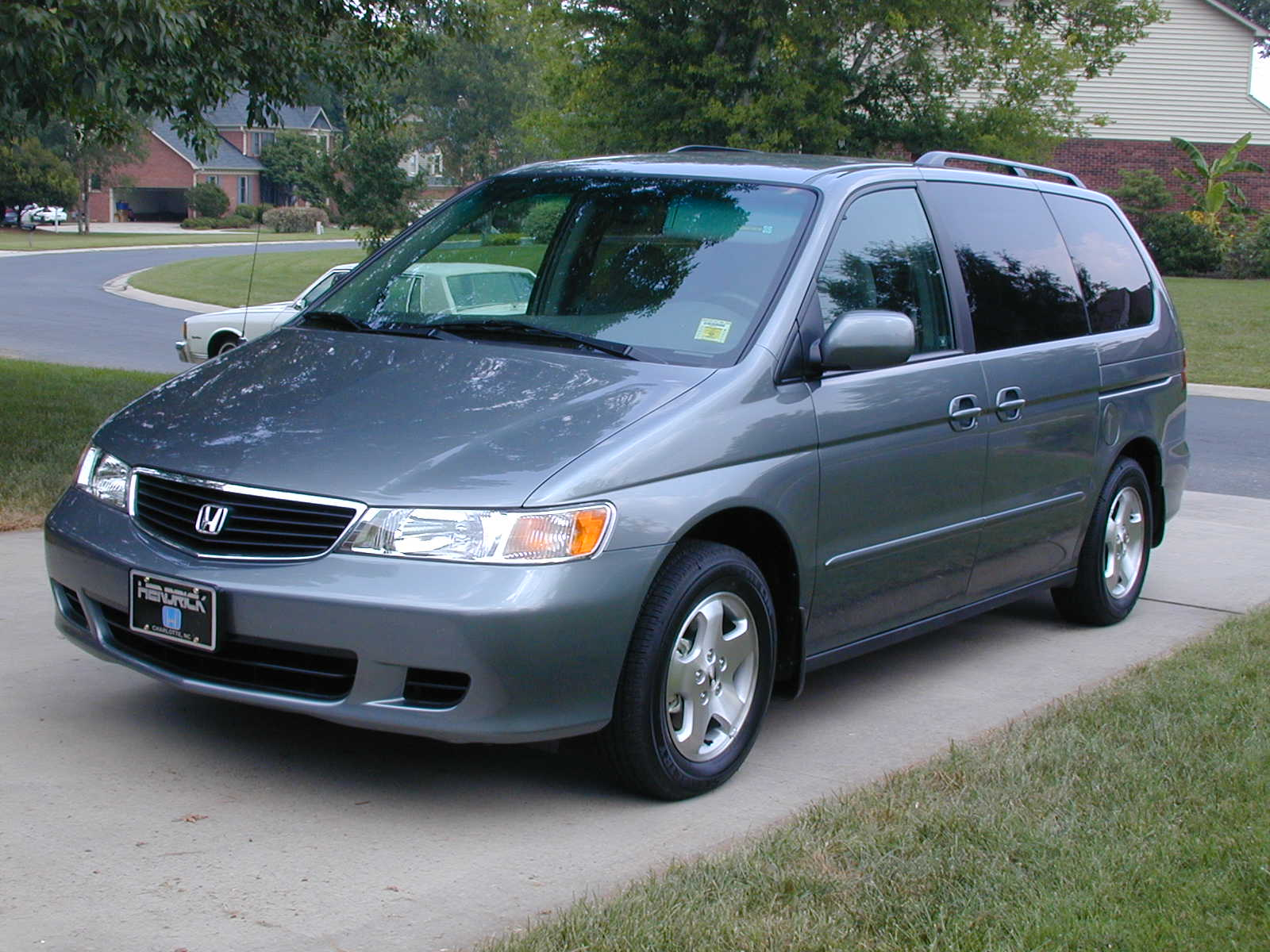 2001 honda odyssey pictures cargurus. Black Bedroom Furniture Sets. Home Design Ideas