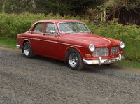 1965 Volvo 122 Overview