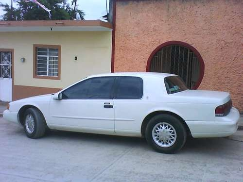 Picture of 1997 Mercury Cougar