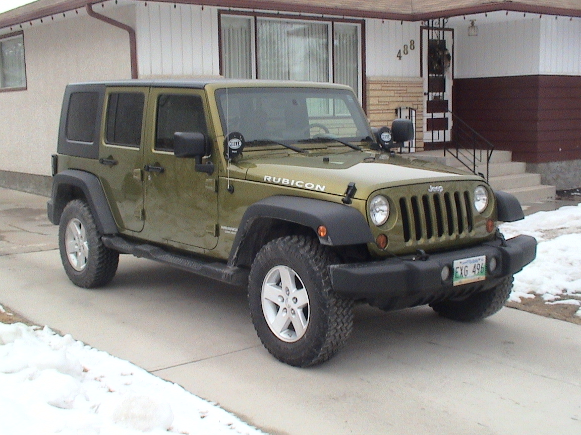 picture of 2008 jeep wrangler unlimited rubicon 4wd exterior. Cars Review. Best American Auto & Cars Review