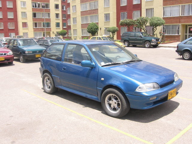 Picture of 1993 Suzuki Swift
