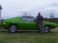 Picture of 1972 AMC Javelin, exterior