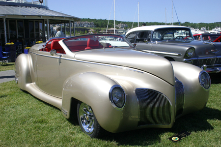 Picture of 1938 Lincoln Zephyr