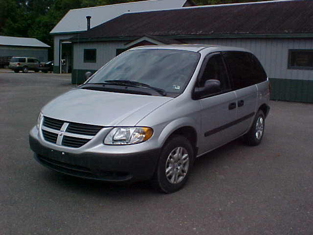 Dodge Caravan Se Pic on 1997 Dodge Caravan 2500