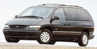 1997 Plymouth Grand Voyager picture, exterior