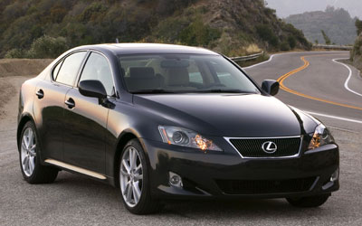2008 Lexus IS 350 picture