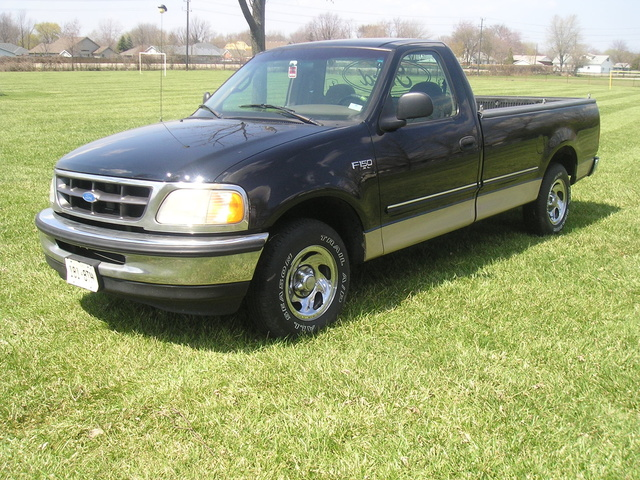 1997 Ford F-150 - Pictures - CarGurus