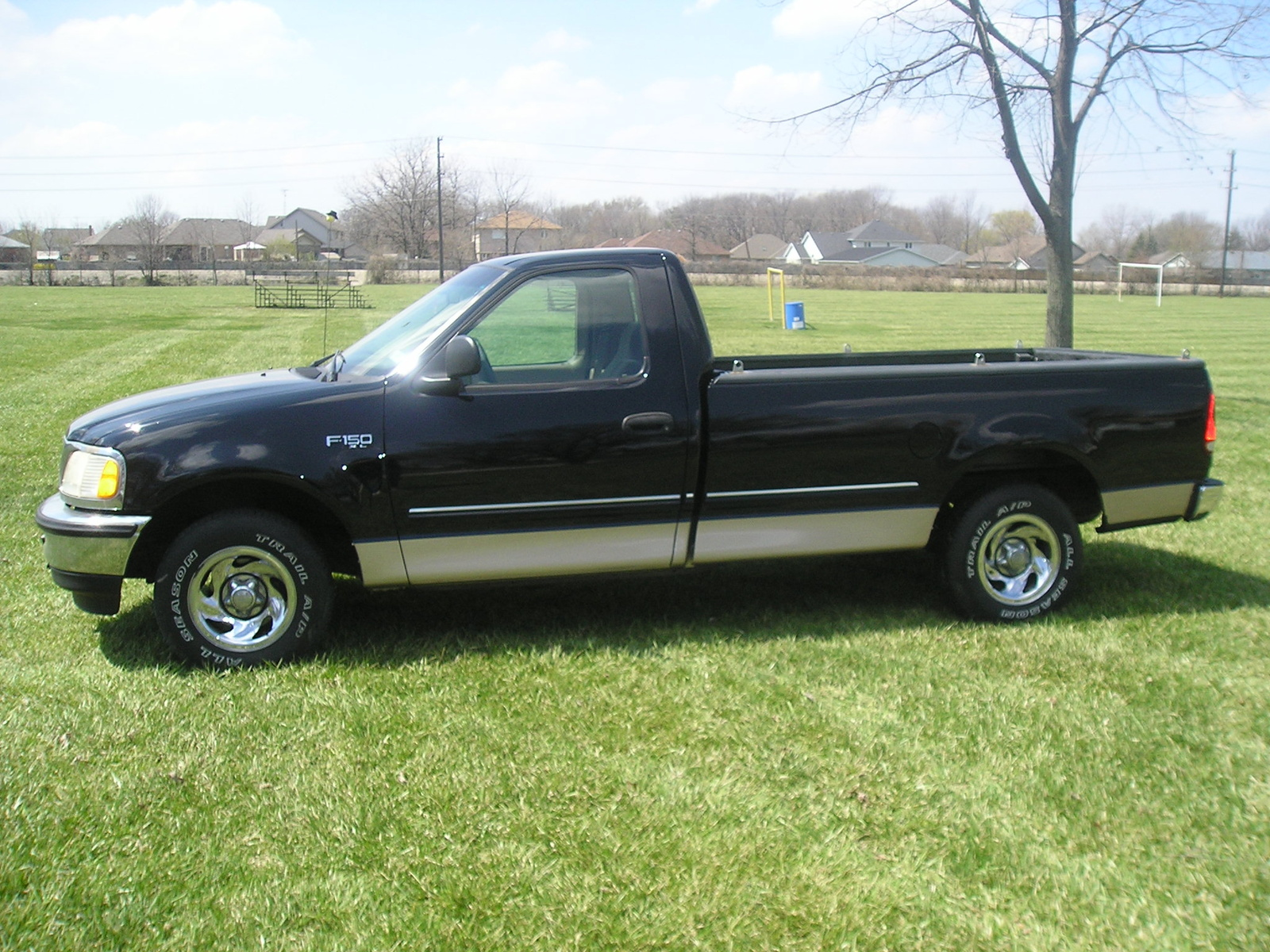1997 ford f 150 exterior pictures cargurus. Black Bedroom Furniture Sets. Home Design Ideas