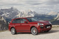Picture of 2008 Porsche Cayenne Turbo AWD, exterior, gallery_worthy