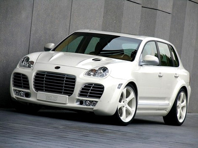 Picture of 2008 Porsche Cayenne Turbo, exterior, gallery_worthy