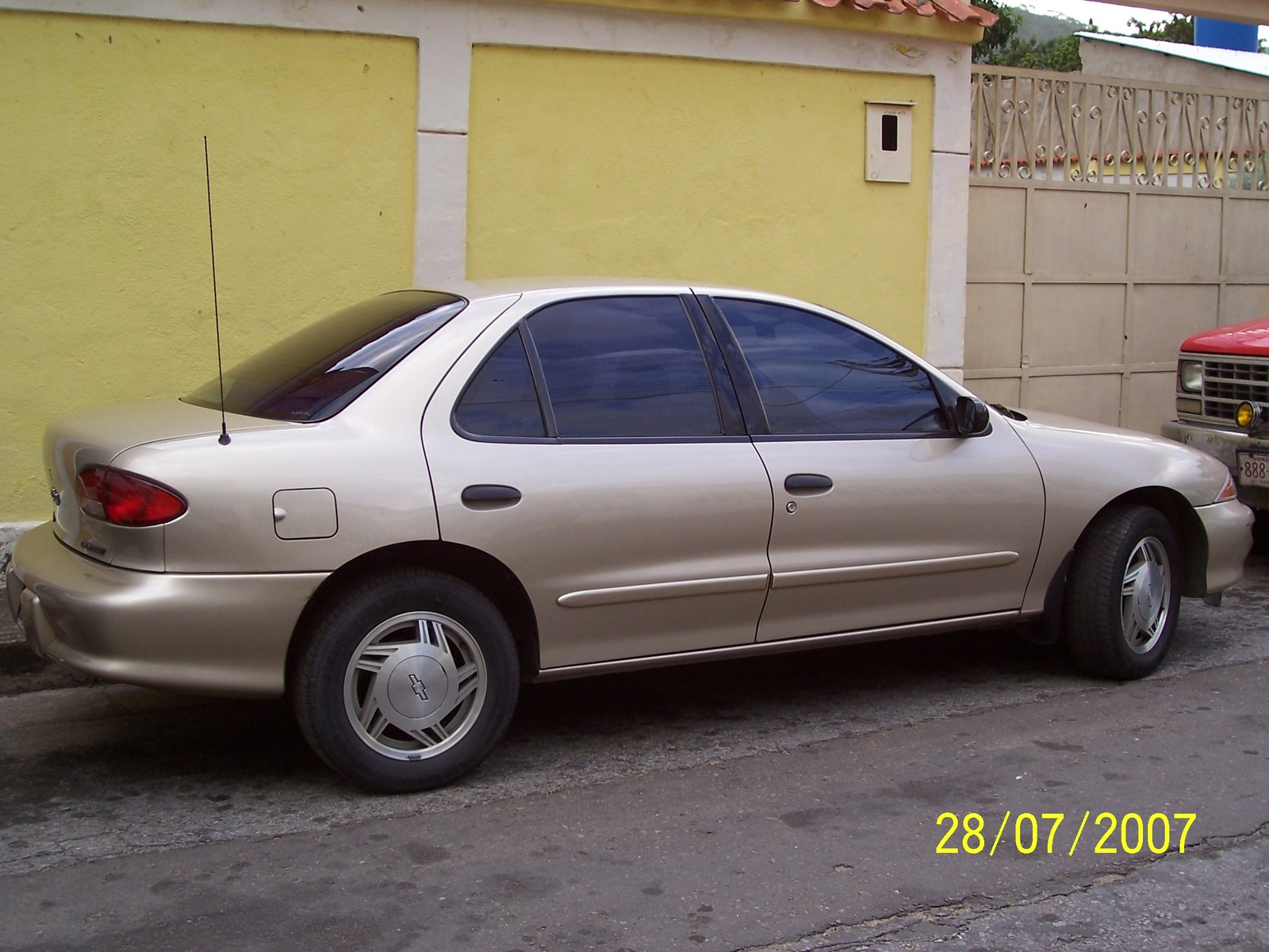 Picture of 1997 chevrolet cavalier ls exterior