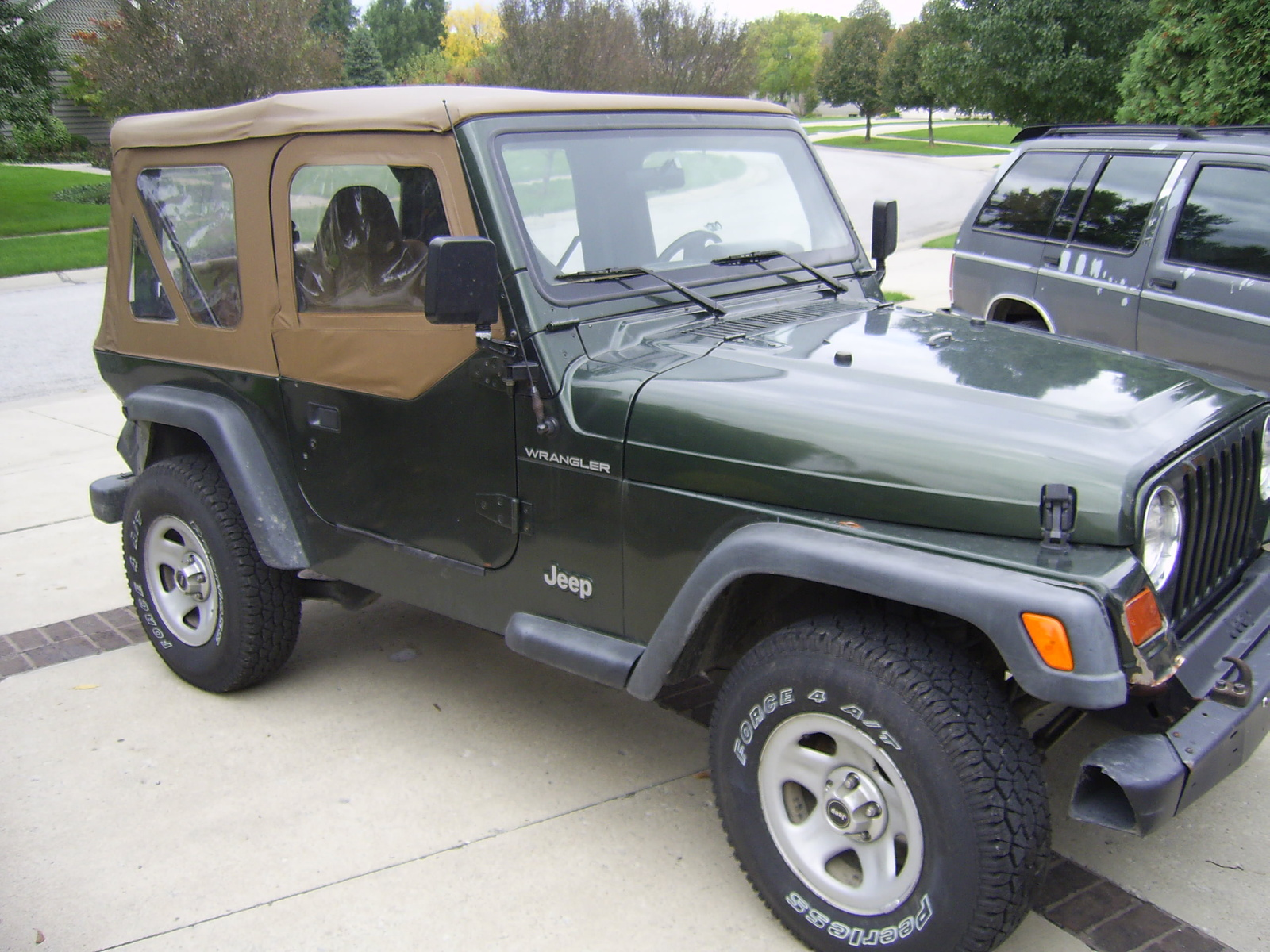 1997 Jeep Wrangler Other Pictures Cargurus
