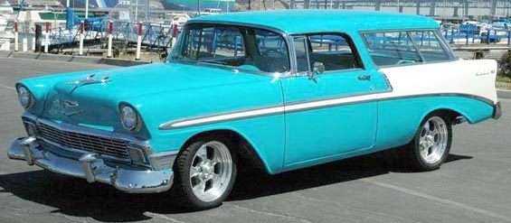 Picture of 1956 Chevrolet Nomad, gallery_worthy