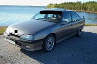 1990 Opel Omega Overview