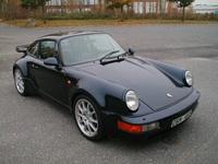 1992 Porsche 911 Overview