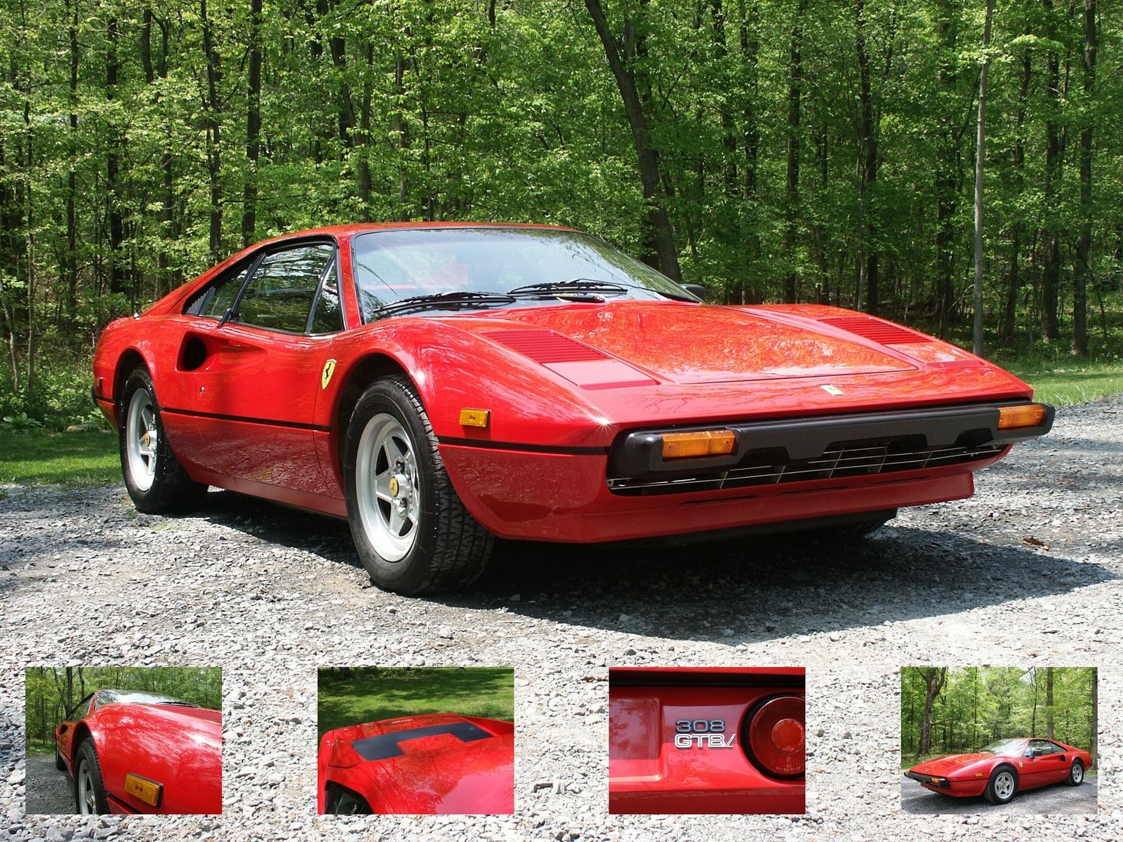 1982_ferrari_308_gtb-pic-10038 Fabulous Ferrari Mondial 8 Super Elite Cars Trend