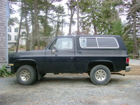 Picture of 1983 Chevrolet Blazer