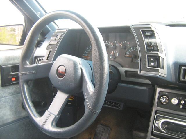 1989 Chevrolet Cavalier  Interior Pictures  CarGurus