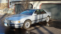 Picture of 1994 Cadillac Seville, exterior