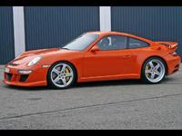 2005 Porsche 911 GT2 picture, exterior