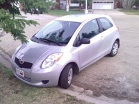 2006 Toyota Yaris Picture Gallery