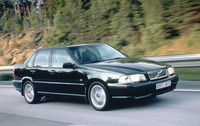 1998 Volvo S70 4 Dr GLT Turbo Sedan picture, exterior