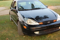 2001 Ford Focus ZX3 picture, exterior