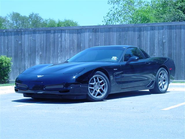 2004 Chevrolet Corvette picture, exterior