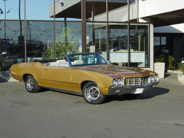 Picture of 1970 Buick Skylark, exterior, gallery_worthy
