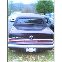 Picture of 1991 Chrysler Imperial 4 Dr STD Sedan, exterior