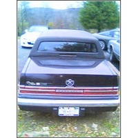 1991 Chrysler Imperial 4 Dr STD Sedan picture, exterior