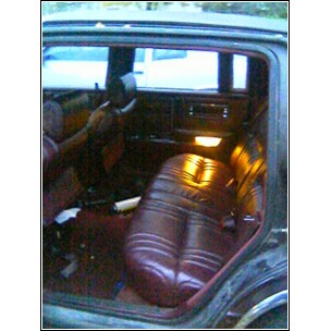 Picture of 1991 Chrysler Imperial 4 Dr STD Sedan, interior