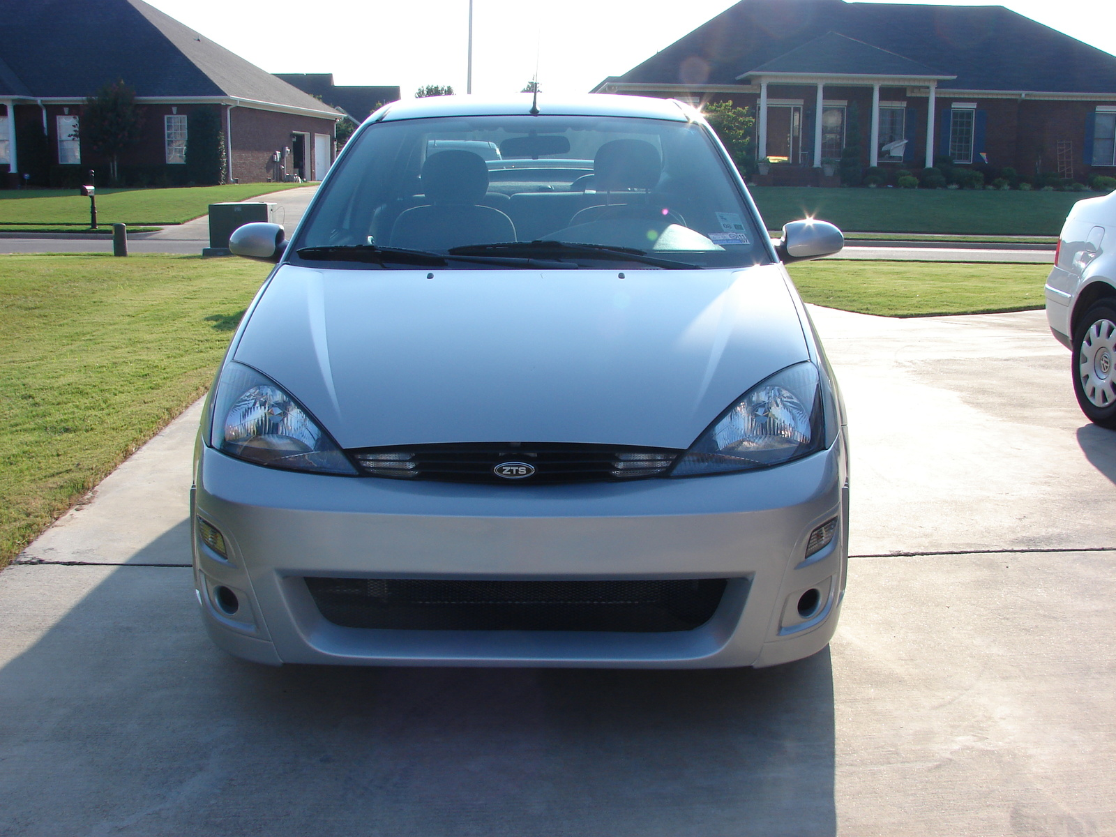 Picture of 2004 Ford Focus ZTS, exterior