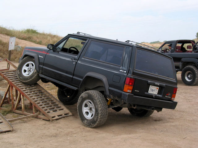 Picture Of 1989 Jeep Cherokee Exterior