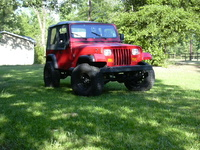 1991 Jeep Wrangler Overview