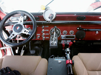 Picture of 1985 Jeep CJ7, interior