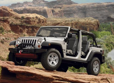 2008 Jeep Wrangler 4 Dr Unlimited X
