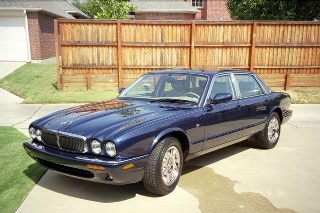 Picture of 1999 Jaguar XJ-Series XJ8 Sedan, exterior, gallery_worthy