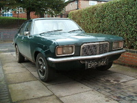 1976 Vauxhall Victor Overview