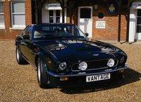 1978 Aston Martin V8 Vantage Overview
