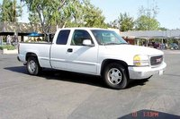 Picture of 2001 GMC Sierra 1500 SLT Extended Cab LB, exterior
